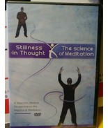 Stillness In Thought The Science Of Meditation (DVD 2010)Purdue Pharma B... - $13.30