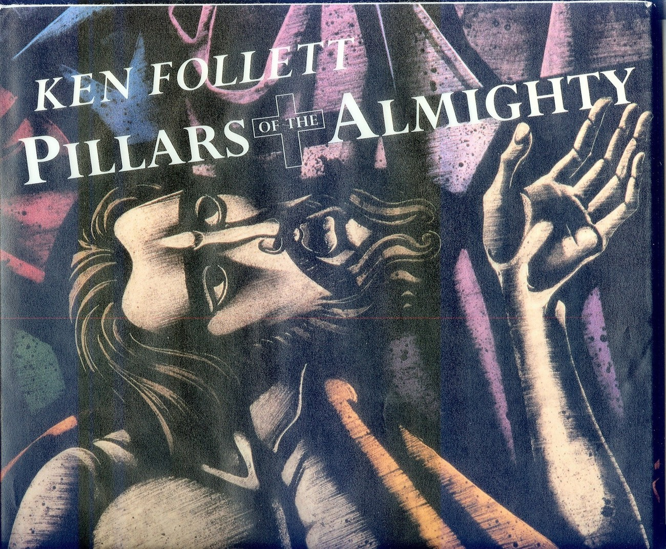 Pillars Of The Almighty:A Celebration of Cathedrals;Ken Follett;f-stop Fitzgeral