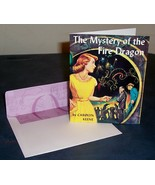 Nancy Drew Fire Dragon Notecard FREEBIE with Pu... - $0.00