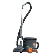 Hoover Commercial HushTone Canister Vacuum Cleaner, Gray (10.75 lb.) - $152.87