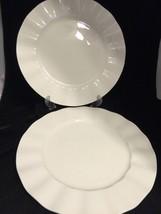 "Mikasa Bridal Veil AP011 Service Platter 12"" - 2 retired - $15.05"