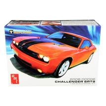 Skill 2 Model Kit 2008 Dodge Challenger SRT8 Showroom Replicas 1/25 Scal... - $38.67