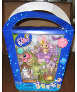 Littlest Pet Shop 2007 EASTER #502-506 5 Pets/Access - $20.00