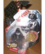 * Star Wars 2007 Darth Vader #16 GOLD COIN - $15.00