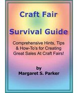 Craft Fair Survival Guide - MAXIMIZE Your Profits - $4.00