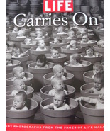 Photography LIFE Carries On Book 1998 Anne Geddes Cover  - $8.99