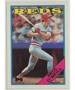 1988 Topps #204 Paul O'Neill Cincinnati Reds Baseball Card  - $2.44