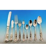 Vintage by 1847 Rogers Silverplate Flatware Set for 12 Service 114 Piece... - $3,400.00