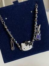 SWAROVSKI X Hello Kitty Authentic 1145278 Rock Bracelet Used from Japan - $241.03