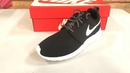 Nike Womens Roshe One Running Shoes 6 B(M) US)(Black/White/Dark Grey) - $64.34