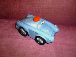 DISNEY CARS 2010 FINN MCMISSILE - TALKING & FLASHLIGHT image 2