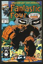 Fantastic Four #350 SIMONSON Double-sized  VF/VF+ Marvel Comics  1991 - $4.95