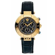 Versace Q5C70D009 S009 New Reve Yellow Gold Women's Watch - $2,586.31