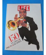 Life Magazine 150 Years of Photography History Book 1995 - $12.95