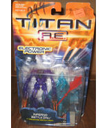 * Titan A.E. Inferno Battle Drej MOC - $15.00