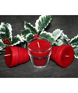 Christmas Spirit Circle E 4 oz. Jumbo Votive Candle Set - $10.95