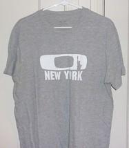Oakley Mens Medium Regular Fit 100% Cotton Graphic T Shirt - $11.66