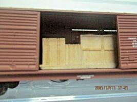 Micro-Trains Stock # 18200161 Denver & Rio Grande Western 50' Boxcar W/Load (N) image 4