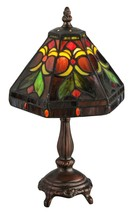 "Meyda Tiffany 146951 Middleton Accent Lamp, 13.5"" Height - $190.80"
