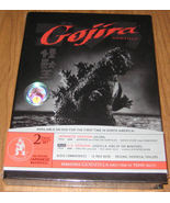 * Godzilla GOJIRA DVD Japanese/American Versions - $16.00