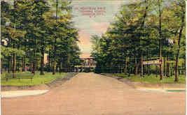 Bible Training School Johnson City Vintage 1943 Post Card - $5.00