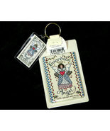 Guardian Angle Magnet and Key Ring Set - $9.99
