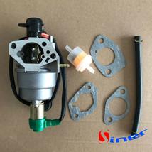Generator Carburetor for DuroMax DuroStar PowerMax 419CC 420CC DJ190FD 16HP - $16.17