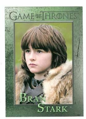 Primary image for Game of Thrones trading card #68 2012 Bran Stark