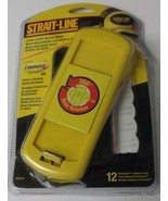 Strait Line Laser Level Swivel Base W/12 3M Command Adhesive Strips 64010 - $1.98