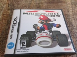 Mario Kart DS (Nintendo DS, 2005) Video Game Complete Working - $14.50