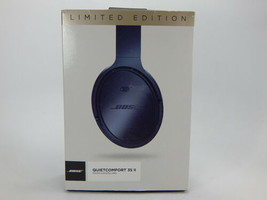 Bose QuietComfort 35 II Over Ear Wireless Bluetooth Headphones Triple Midnight - $223.73