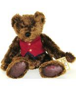 1/2 Price! Teresa Kogut Down By The Sea Plush Brown Bear New with Tag - $6.00