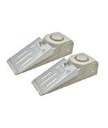2Pcs Door Stop Alarm Home Travel Wireless Security Alert Portable Hotel ... - $14.84