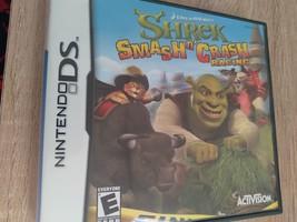 Nintendo DS Shrek Smash n' Crash Racing image 1
