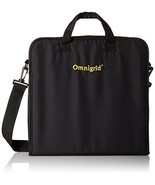 Omnigrid Quilters Travel case, Black - $37.29