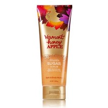 Bath & Body Works Vermont Honey Apple Golden Sugar Scrub 8 oz / 226 g - $42.99