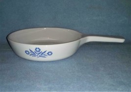 "Corning Ware Cornflower Blue Menuette Pan Skillet 6 1/2"" P-83-B No Lid - $8.99"