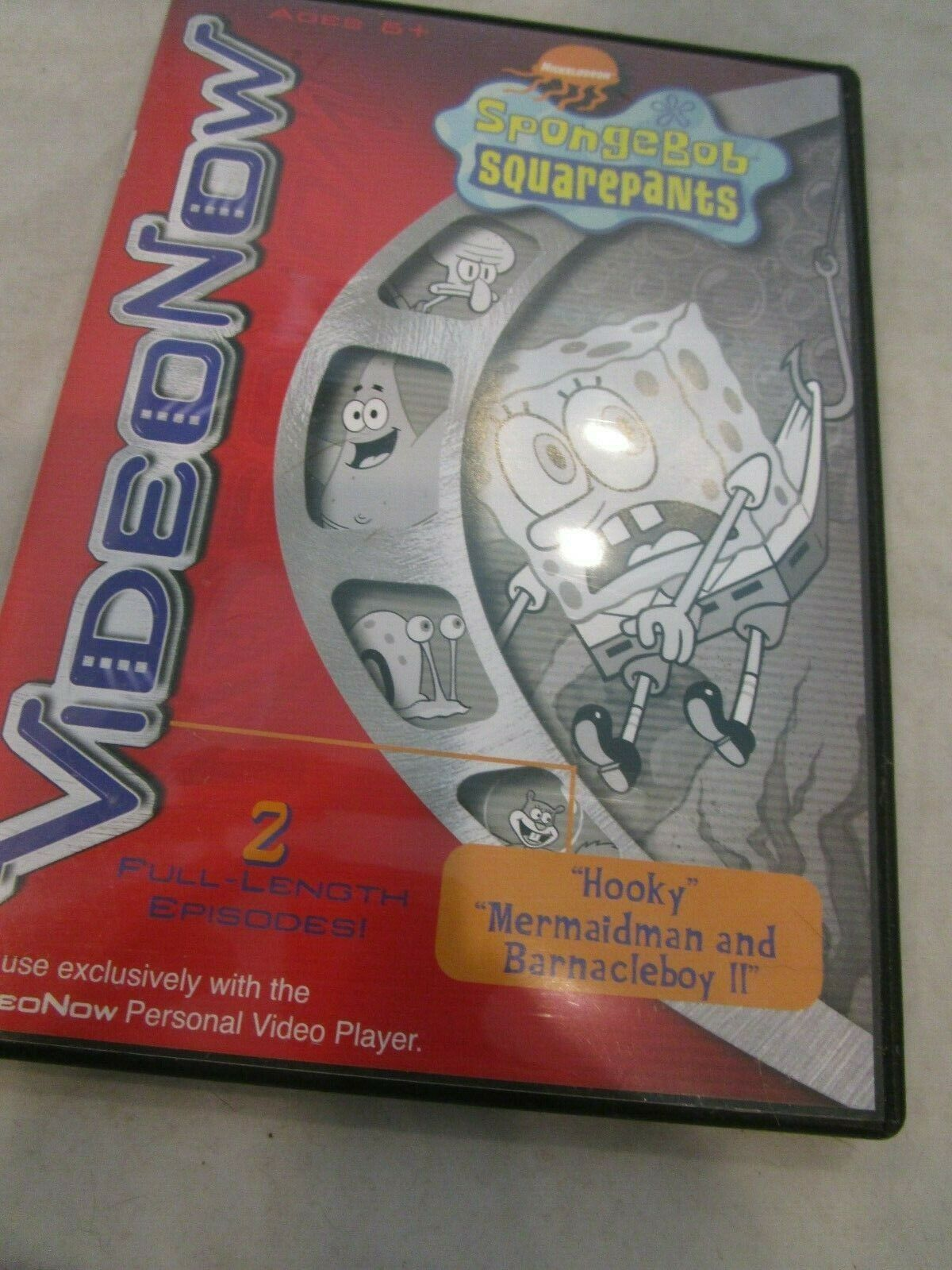 VideoNow Video Now Spongebob Squarepants Hooky & Mermaidman and Barnacleboy IT - $9.99
