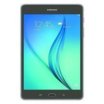 Samsung Galaxy Tab A 8-Inch Tablet (Wi-Fi)(16 GB, Smoky Titanium) - $215.04