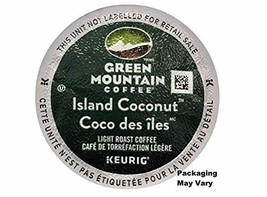 Green Mountain Coffee Island Coconut K-Cup 96 count Packaging May Vary - $86.93
