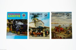 Horseless Carriage Gazette Magazines 1971 Jan to June Antique Automobile... - $15.00