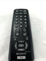 Sony RM-Y173 Remote KV13FS110 KV20FS12 KV13FM12 KV20FS100 KV24FS100 - $9.74