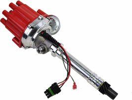 Pro Series R2R Tach Drive Distributor Corvette SBC BBC 327 350 396 427 454 Red image 7