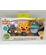 Bright Starts Take Along Musical Carrier Activity Toy Bar, Ages Newborn + - $18.62