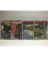 Lot of 4 issues - Civil War Times Illustrated Magazine - 1983-1984 - $12.30
