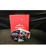 "Hallmark Keepsake ""Julian Edelman - Super Bowl MVP"" 2019 NEW Ceramic Orn... - $8.66"