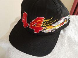 Tony Stewart #44 Shell Oil, old Busch car on a Chase Black ball cap - $16.00