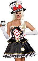 Dreamgirl Women's Cute White Rabbit Storybook