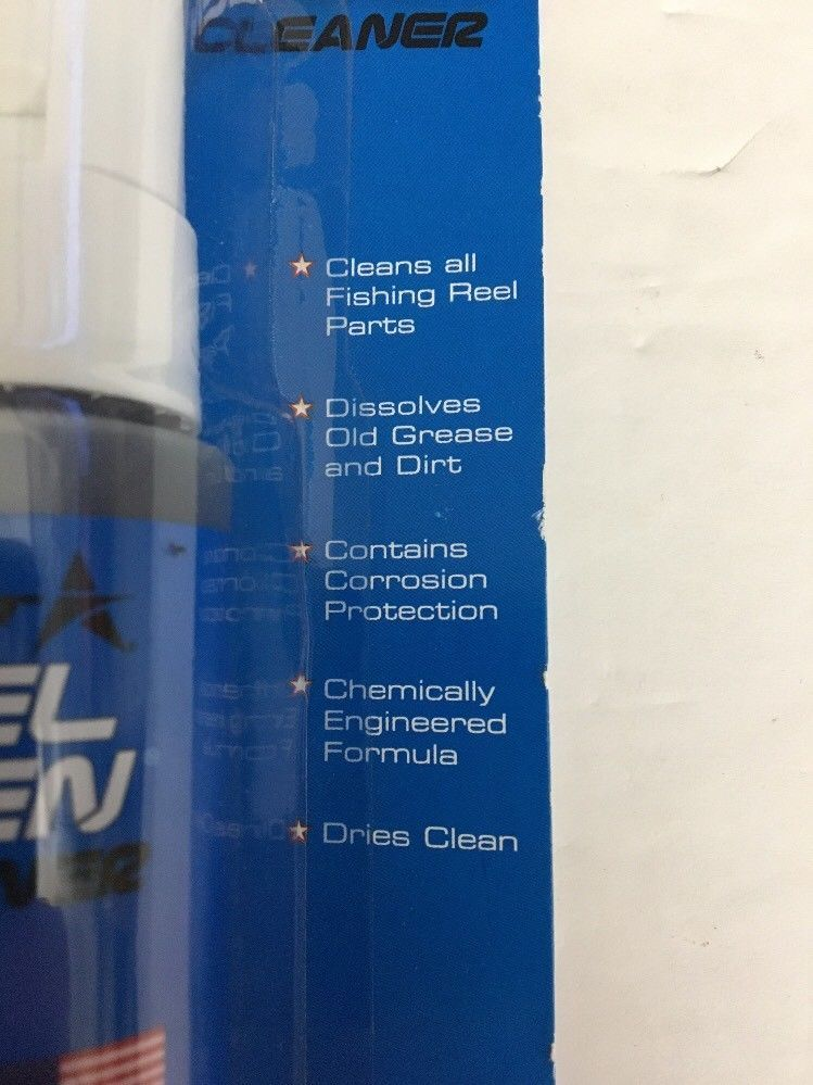 Ardent Reel Kleen Fishing Reel Cleaner,2 OZ and 50 similar items