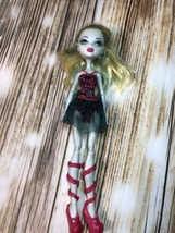 Monster High Frankie Water Girl Wrist Fins Webbed Fingers Doll 2008 - $9.89